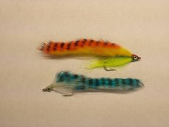 Pike and Striper fly's
