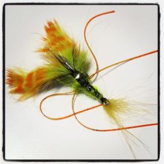 Punkin' Craw. New pattern hot off the vise.
