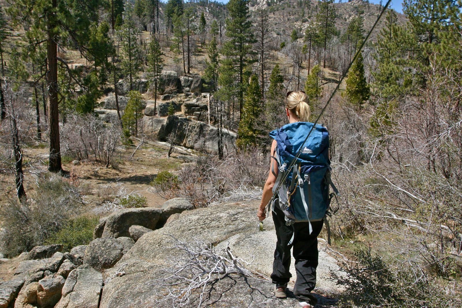 Surveying a New Creek