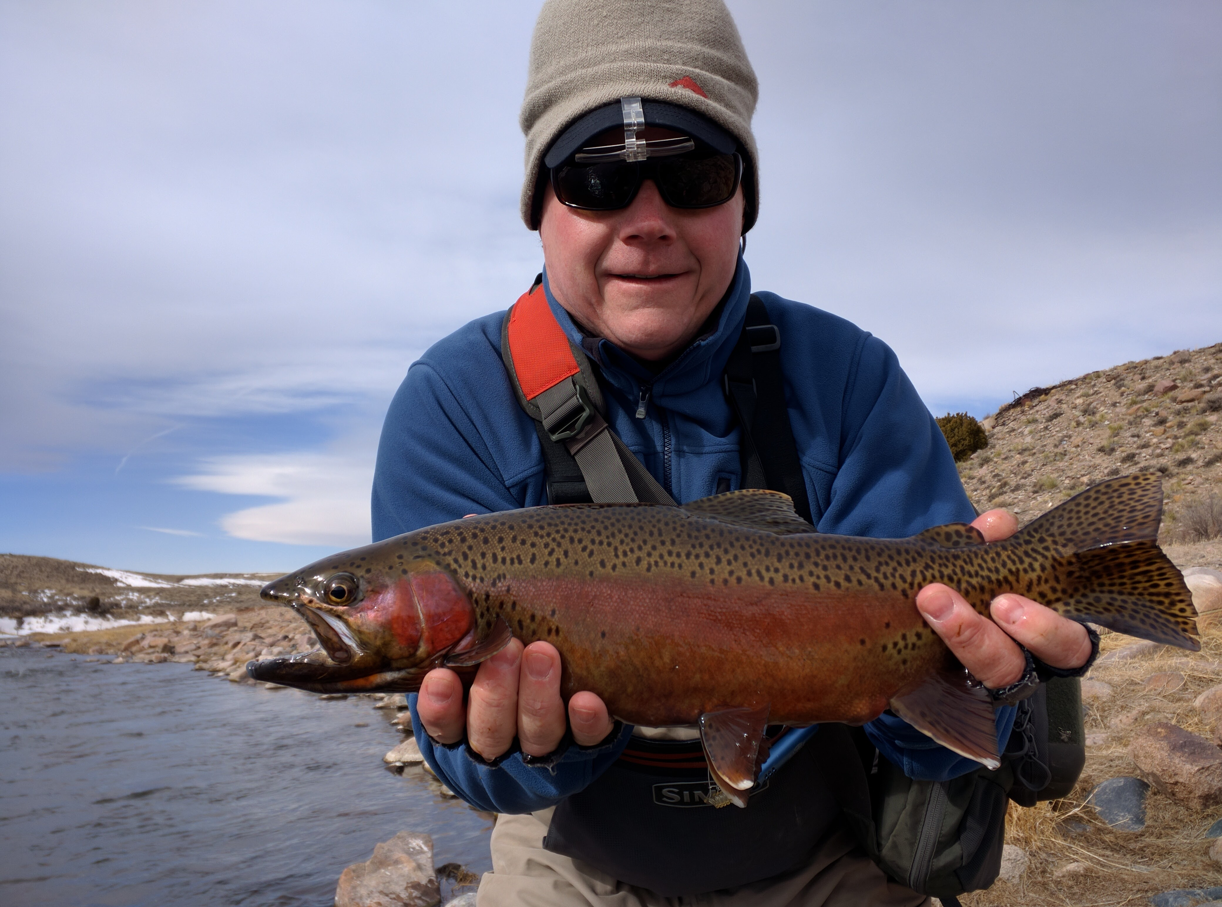 North platte fishing reports maine fly fish for North platte fishing report