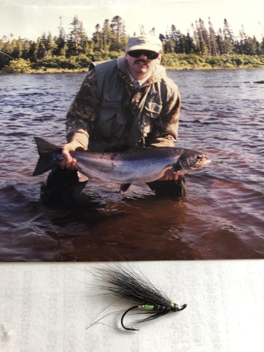 Best Atlantic Salmon Fly - Fly Fishing - Maine Fly Fish